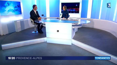 Interview TV Franck Raynal
